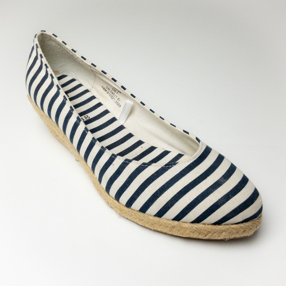 H&M Shoes - H&M Striped  Wedges